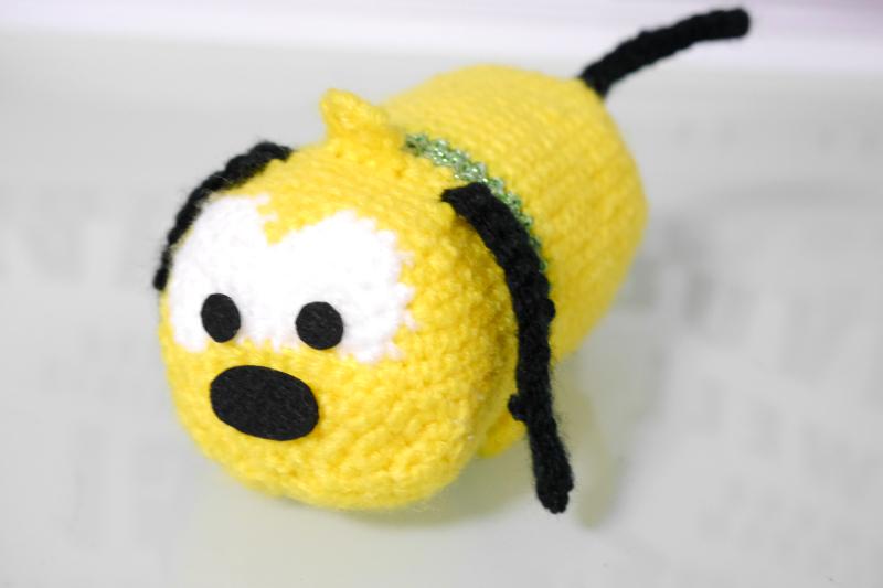 ディズニーツムツム編みぐるみ