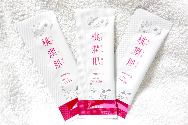 桃潤肌酵素洗顔パウダー